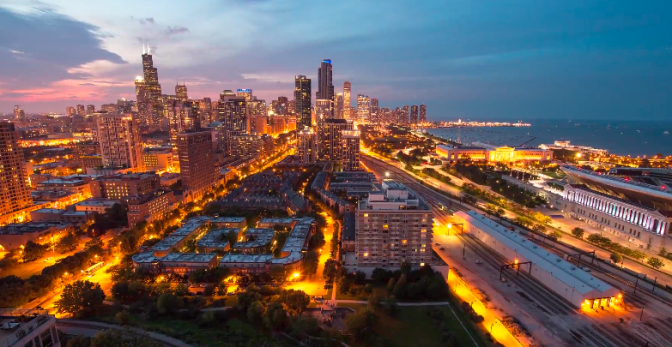 This time-lapse video of Chicago will take your breath away