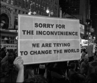 sorry-for-the-inconvenience-we-are-trying-to-change-the-world